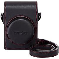 Canon 0042X095 Housse pour Appareil Photo Canon Powershot G7X MK II Noir