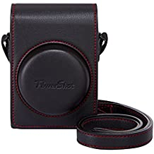 Canon CAN2654 DCC 1880 Camera Case for PowerShot G7X - Black