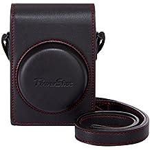 Canon DCC-1880 - Funda para cámara Canon Powershot G7X MK II, negro