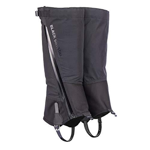 415sp36L0zL. SS500  - BLACK CRYSTAL --OUTDOOR EQUIPMENT-- Men's Trekking Gaiters With Zipper - ID009