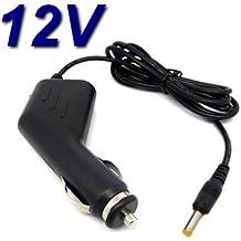 Cargador de coche 12V para reproductor Blu-ray LG BP1252d Slim
