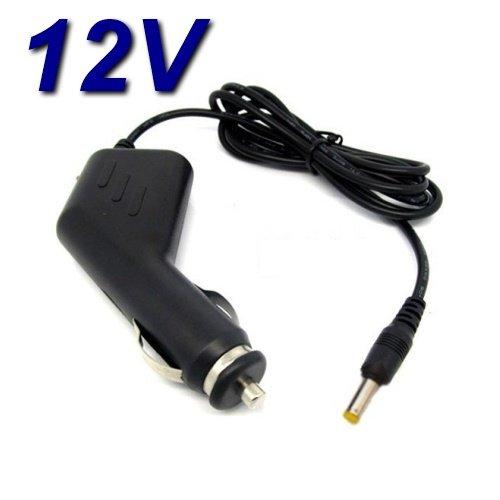 TOP CHARGEUR ® Adattatore di Accendisigari per Caricabatteria da Auto 12V per Lettore DVD Portatile Takara DIV 107R