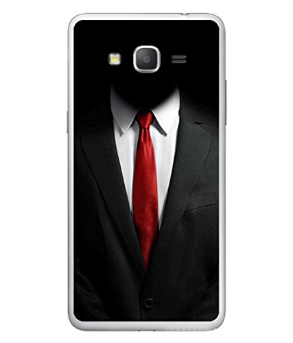 PrintVisa Designer Back Case Cover for Samsung Galaxy Grand Max G720 (Suit shirt tie formal decent)  available at amazon for Rs.385
