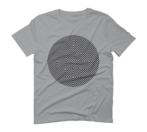 circle kinetic art Men's Graphic T-Shirt - Design By Humans