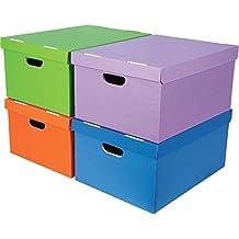 Aufbewahrungsbox Mit Deckel Karton