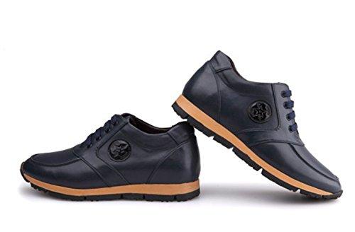 Chukka Basket mode chaussure de ville soulier sportif cuir tendance western escarpin haute rond bout neuve homme Vert