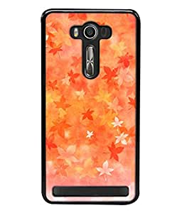 PrintVisa Designer Back Case Cover for Asus Zenfone 2 Laser ZE550KL (5.5 Inches) (Winter Looking awesome)