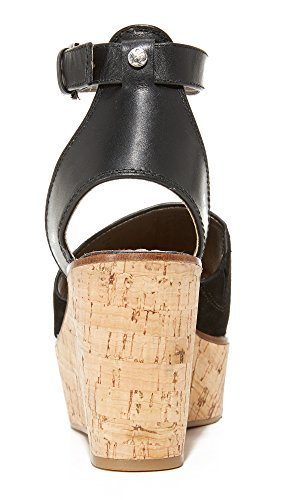 Sam Edelman Womens Devin Wedges Black