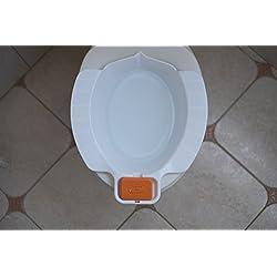 Bidet Amovible avec Porte Savon/sur Toilettes WC