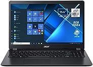 Acer Extensa 15 EX215-52-376Y Pc Portatile, Notebook con Processore Intel Core i3-1005G1, Ram 8 GB DDR4, 256 G