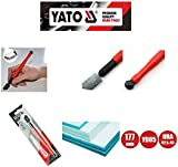 Yato professional glass oil cutter 177 mm, tungsten carbide (YT-7560)