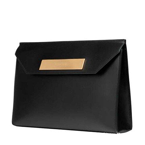 New Abendtaschen Modewoche Umschlagbeutel Frauen Abendessen-Beutel Black