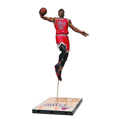 McFarlane NBA Series 28 JIMMY BUTLER #21 - Chicago Bulls Sports Picks Figure
