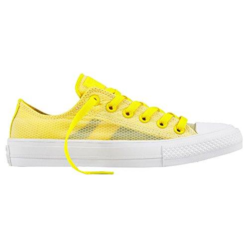 Mandril Inverso De Taylor All Star Ii Baixo Damen Sneaker Gelb Amarelo