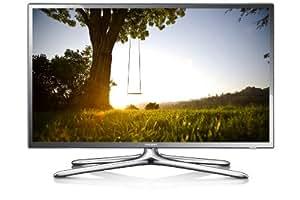 """Samsung UE46F6400 TV LCD 46"""" (116 cm) LED HD TV 1080p 3D Smart TV avec Wi-Fi intégré 2 paires de lunettes 3D 200 Hz 4 HDMI 3 USB Classe: A"""