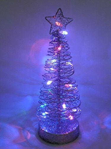 25cm Leuchten Weihnachtsbaum Wire Tisch Mitte Dekoration Mit LED Lights - Weihnachtsdekoration ()