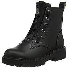 UGG Female Daren Boot, Black, 6 (UK)
