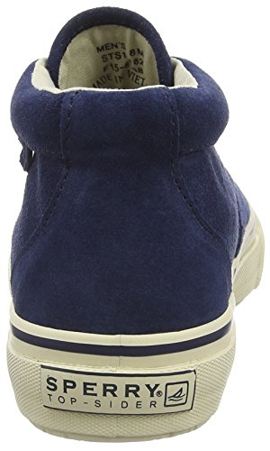 Sperry Top-Sider Striper Chukka Suede, Sneakers Hautes homme Bleu (navy)