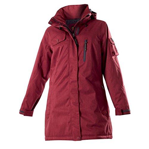 OWNEY OUTDOOR Owney Arctic Parka Damen- Winterparka Parka Jacken Damen Owney Winterjacken dusty red XS - 4XL