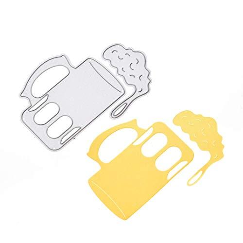 Yazidan Schneiden Stirbt Neu Blume Herz Metall Schablonen Diy Album Papier Karte Mehrfarbig Neueste Hilarious Prägung Vorlage Für Sammelalbum Kunst Dekoration Standard Pad Zubehörteil(I)