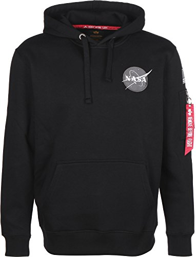 Alpha Industries Space Shuttle Felpa black