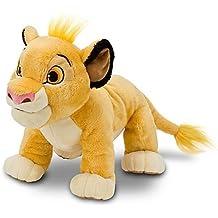 peluche roi lion