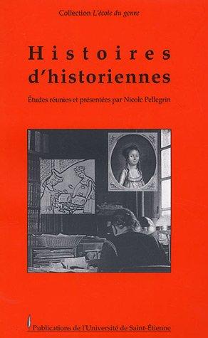 Histoires d'historiennes