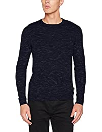 Jack & Jones Jorgrow Knit Crew Neck Noos, Pull Homme