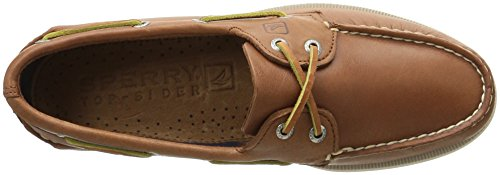 Sperry Top-sider A/o 2-eye, Chaussures bateau Homme Rose (tan)