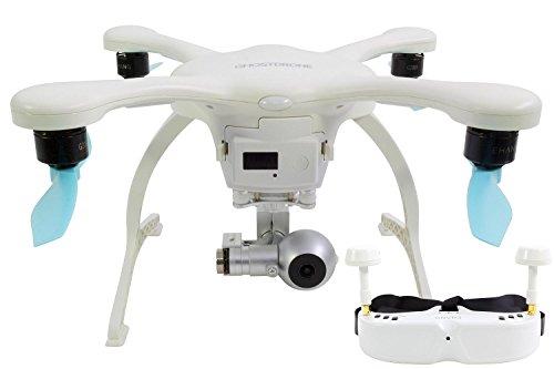ehang 15040250–ghostdrone 2.0VR iOS, blanc