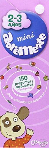 Mini Abremente para Niños de 2-3 Años por Los Editores De Playbac