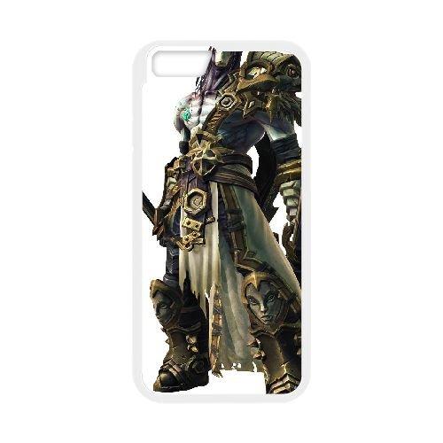 Darksiders coque iPhone 6 4.7 Inch Housse Blanc téléphone portable couverture de cas coque EBDXJKNBO14934