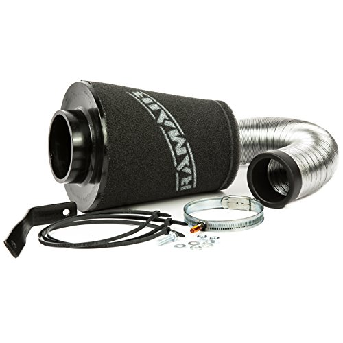 Ramair Filters SR-086 - Kit de filtro de aire de inducción hecho de espuma, color negro
