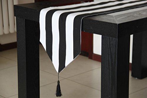 Centrino Per Tavolo Moderno.Qiangg Moderno Semplice Europeo Di Fascia Alta In Bianco E