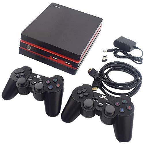 ro Video Spiel Konsole mit 2,4 G Drahtlos Controller 600 Hdmi Video Klassische Spiele Für Gba / SNES Familie Tv Retro Spiel Eu Stecker ()