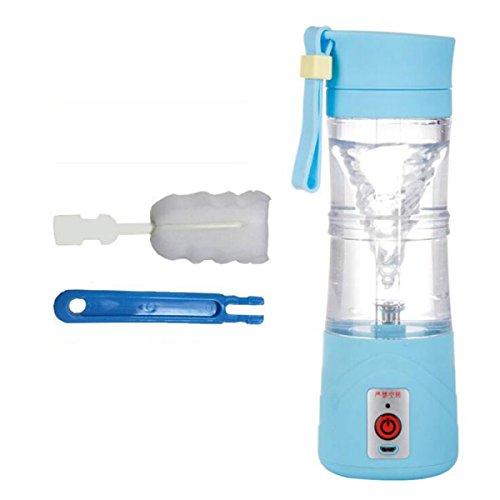 Mini-Presse-agrumes-Tasse-De-Jus-De-Fruits-400ML-Portable-citron-Citrus-Jus-Pour-Les-Sports-De-Plein-Air-Et-DomestiquesBlue