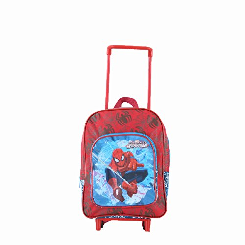 sac-a-dos-trolley-spiderman-marvel-ultimate-sauter-30cm