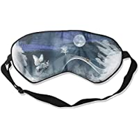 Eye Mask Eyeshade Fantasy Night Scenery Sleeping Mask Blindfold Eyepatch Adjustable Head Strap preisvergleich bei billige-tabletten.eu