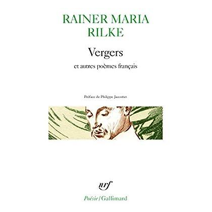 Vergers / Les Quatrains valaisans /Les Roses /Les Fenêtres /Tendres impôts à la France
