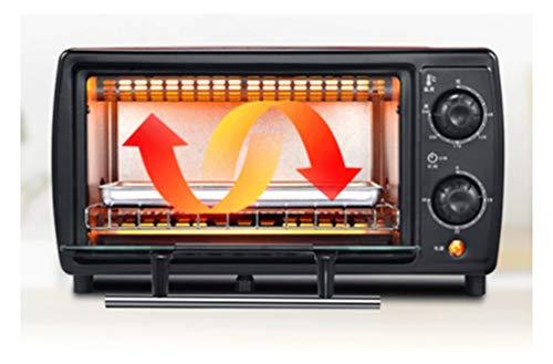 QPSGB Backofen Deluxe Convection Toaster Backofen Broiler Edelstahl gebürstet - backofen 268 - Deluxe-backofen