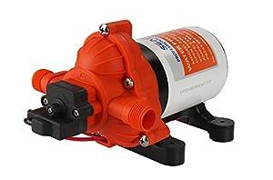 yates electricos: LIGHTEU®, DC 12V 11.6LPM 3.1 Bar de presión de Agua de la Bomba de diafragma de ...