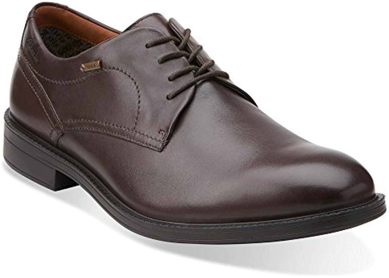Clarks Men's Chilver Walk GTX Oxfords Shoes