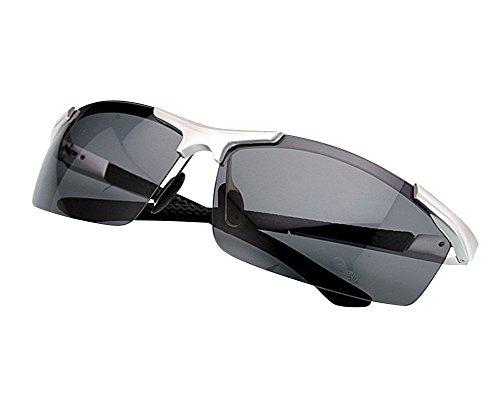 Sport Sonnenbrille, Polarisiert Herren Sonnenbrille Outdoor Sportbrille für -
