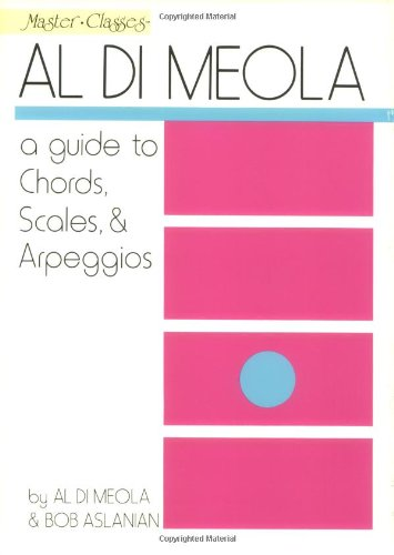 Al Di Meola: A Guide To Chords, Scales And Arpeggios