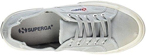 Superga - 2750 Cotustonewash, Scarpe da ginnastica Unisex – Adulto Grau (lt. Grey)