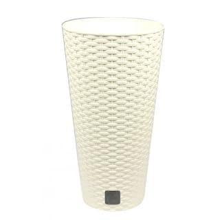 Prosperplast Blumentopf, weiß, 40x76,3 cm, DRTUS400-S449 (B00Z25DDKC)   Amazon Products