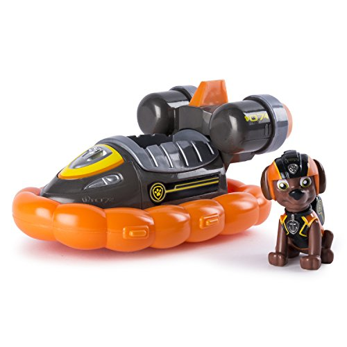 Nickelodeon Paw Patrol Mission Paw Vehicle: Zuma'S Hovercraft