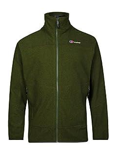 Berghaus Men's Spectrum Micro 2.0 Full Zip Fleece Jacket, Duffel Bag/Chive, Small (B07F9WXF5Q) | Amazon price tracker / tracking, Amazon price history charts, Amazon price watches, Amazon price drop alerts