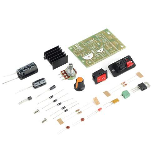 LM317 Step Down DC 5V-35V to 1.25V-30V DIY Kit AC/DC Power Supply Kit Dc Power Supply