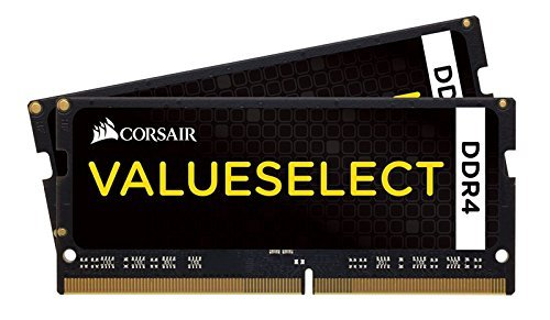 Corsair CMSO32GX4M2A2133C15 Value Select 32GB (2x16GB) DDR4 2133Mhz   Noir